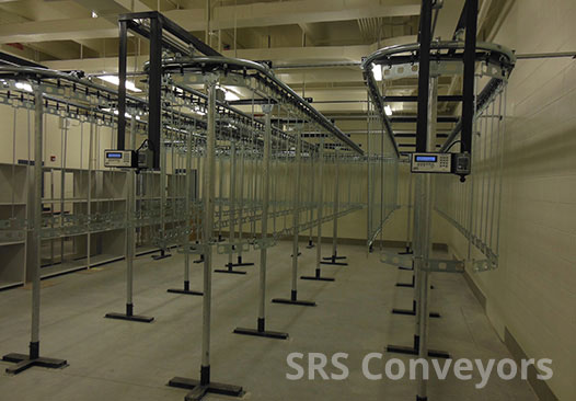 Inmate Property Storage Conveyors S 100 Srs Conveyors