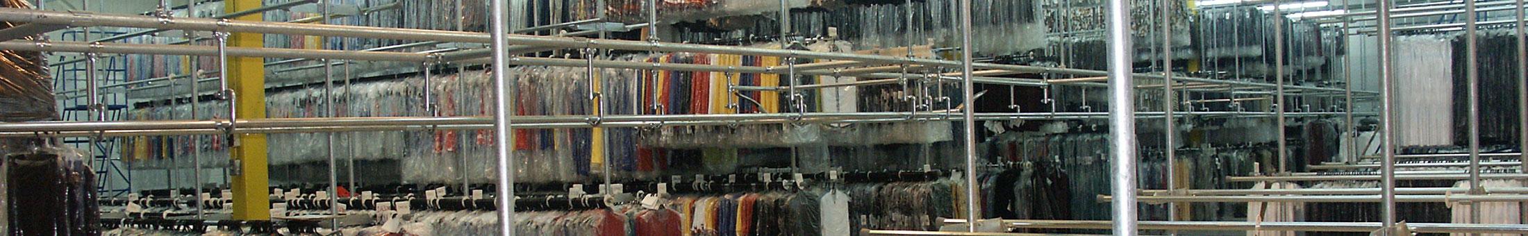 Garment Rails (GOH)